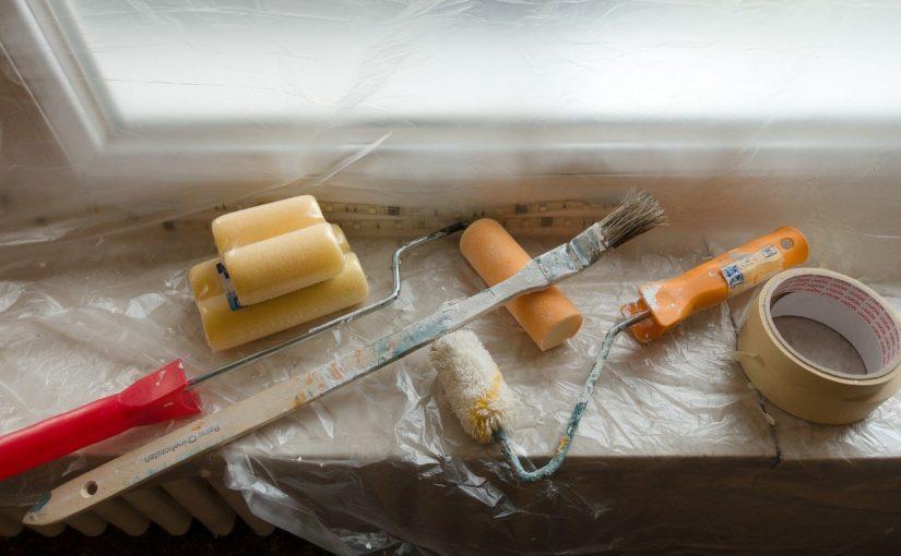 Planując naprawe mieszkania pożądane byłoby wcześniej przygotować się do niego.